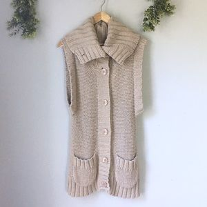 FP Knit Sweater Vest